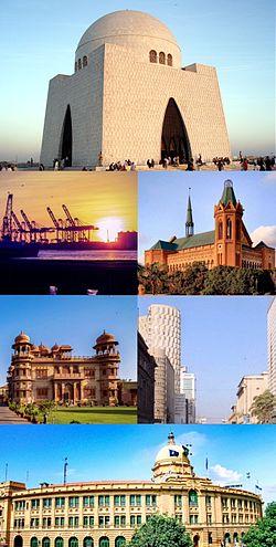 Day 20: Karachi