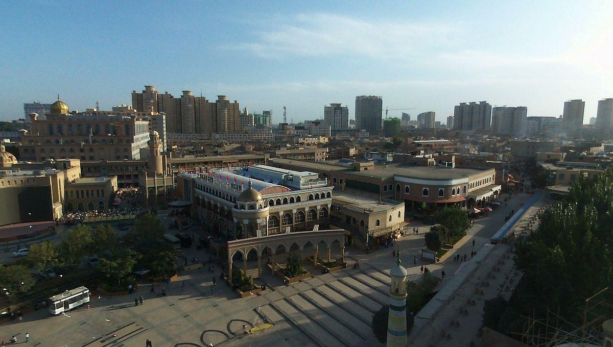 Day 30: Kashgar