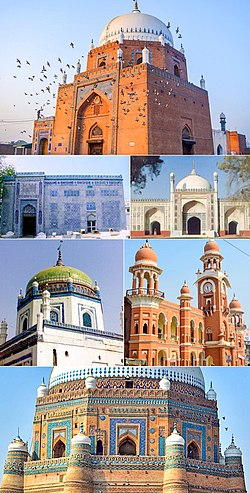 Day 18: Harappa - Multan