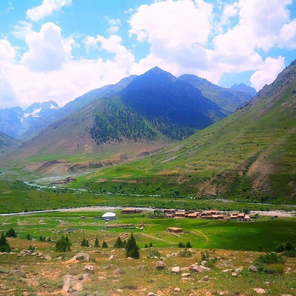 Day 22:  Hike down and Drive to Besham/Naran