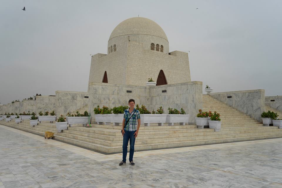 Quaid tomb Karachi