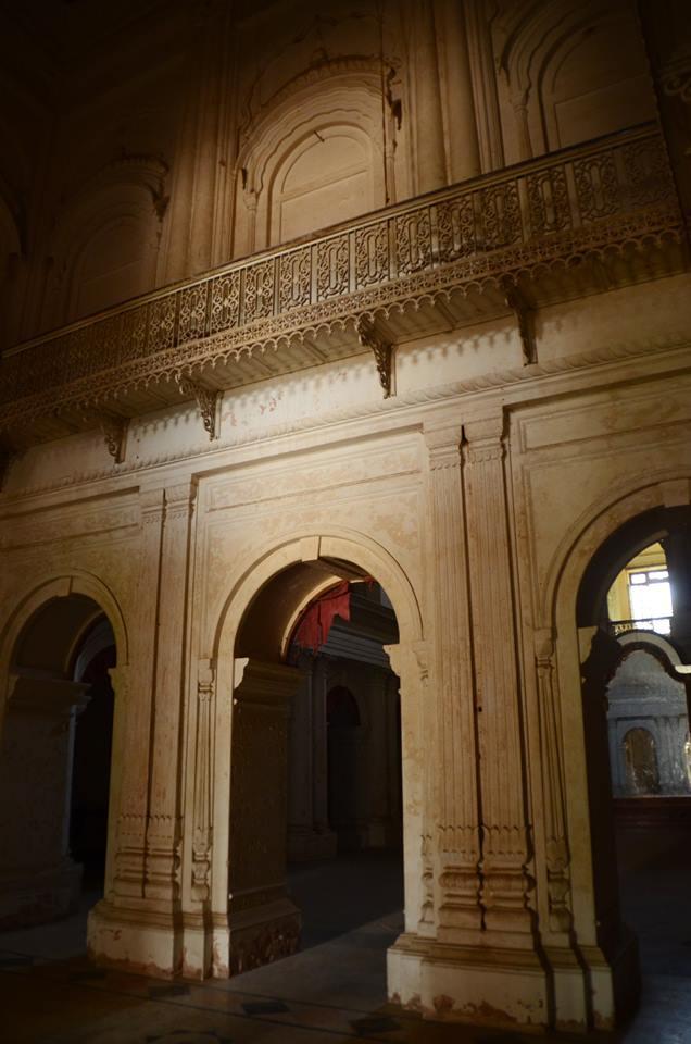 Sadiq garh palace inner