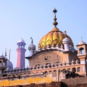 Samadhi_of_Ranjit_Singh_Golden_Dome