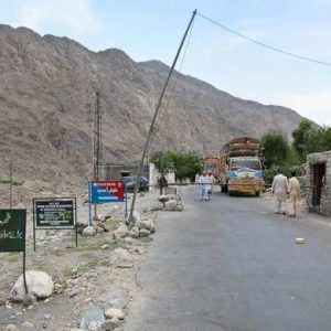 chilas check points