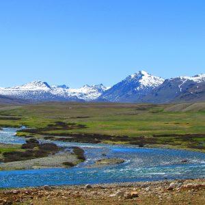 deosai national park stream