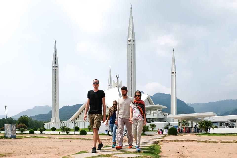 Day 01:  Islamabad Islamabad Meet & Greet