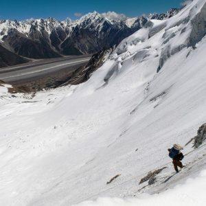 jamal pass climbing