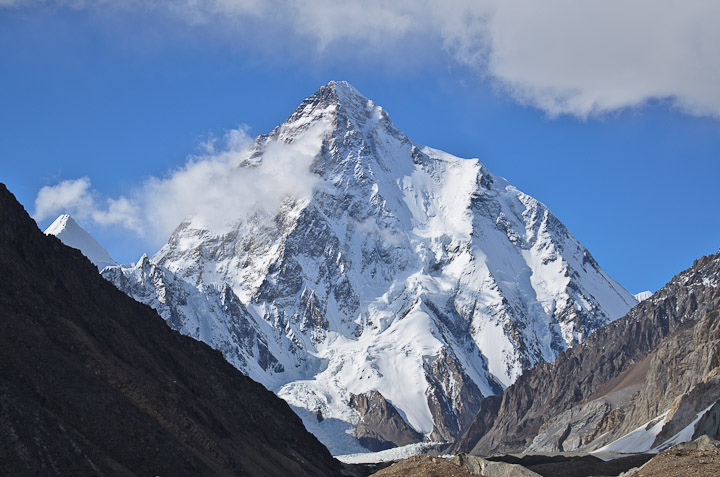Day 13:  Trek to K2 Base Camp