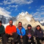 k2 group pic 1 Vertical Explorers Expeditions Treks & Tours