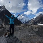 k2 solo Vertical Explorers Expeditions Treks & Tours