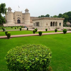 lahore fort gate