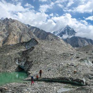 mitre baltoro glacier