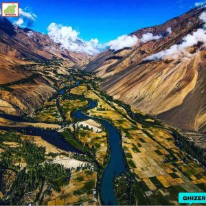 phander valley aerial view