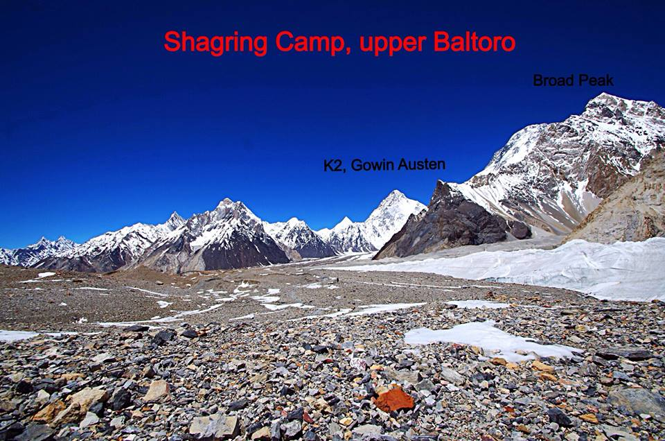 shgaring camp