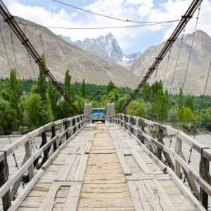 shigar bridge