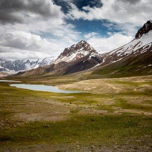 shimshal lakes