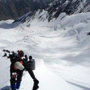 sonia peak climb
