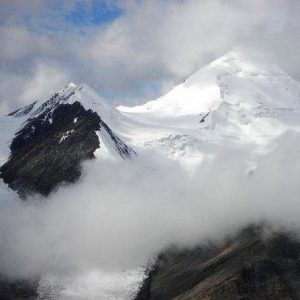 sonia peak from pass