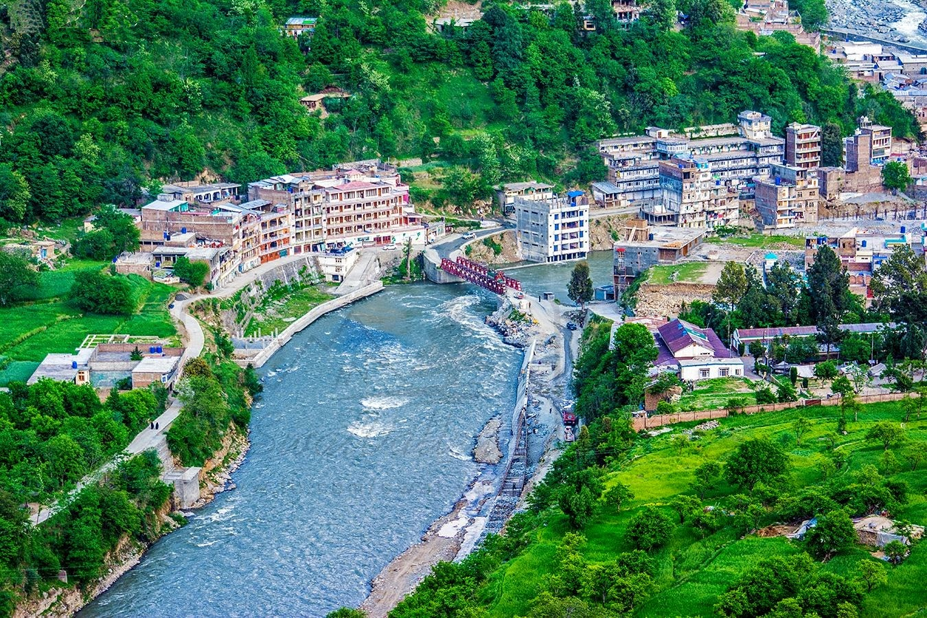 Day 05:  Takht Bai – Malakand Pass - Swat