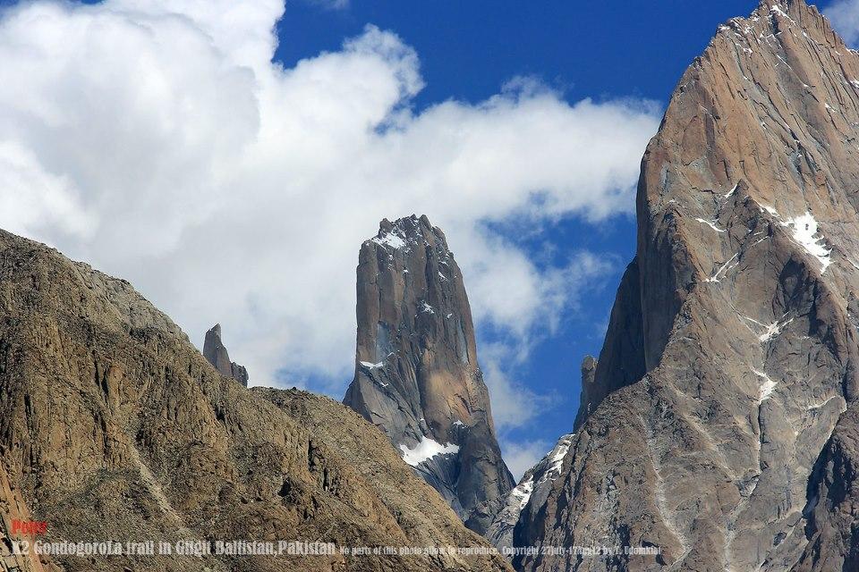 trango tower peaks vertical