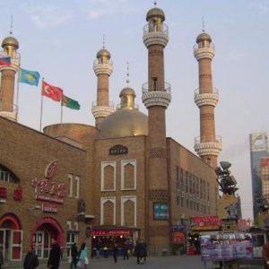 urumqi city