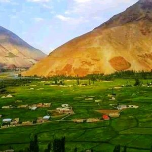 yasin valley village