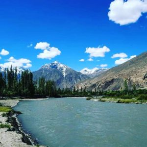 yasin river