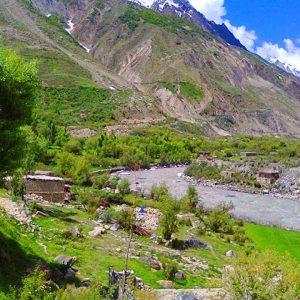 Arindo Basha valley
