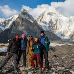 K2 group pic Vertical Explorers Expeditions Treks & Tours