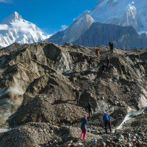 K2 gudwin austin glacier