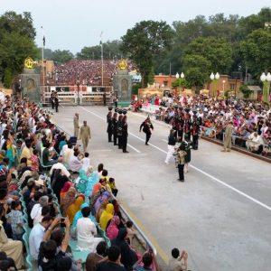 Lahore wagha border (14)