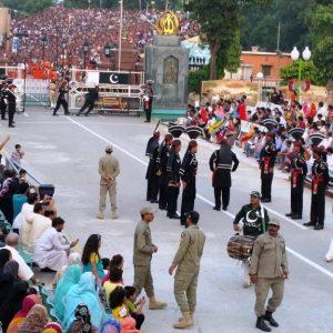 Lahore wagha border (16)