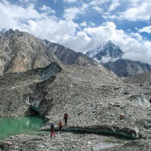 k2 glaceir water