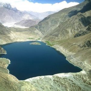 satpara-lake-skardu-a-bird-view