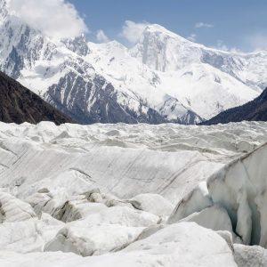 spantik and glaciers